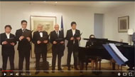 European Anthem sung by Seoul Ambassadors Choir