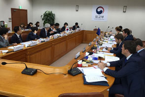 New momentum in EU-ROK relations: first Joint Committee under the Framework Agreement