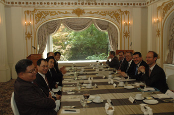 Luncheon with the Think-tanks