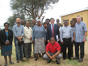 EU support helps improve the quality of life of rural Swazis, study reveals