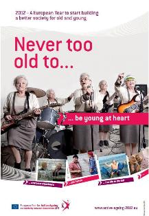 2012 - A European Year to start building a better society for old and young
