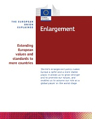 Audio book: Enlargement - extending European values and standards to more countries