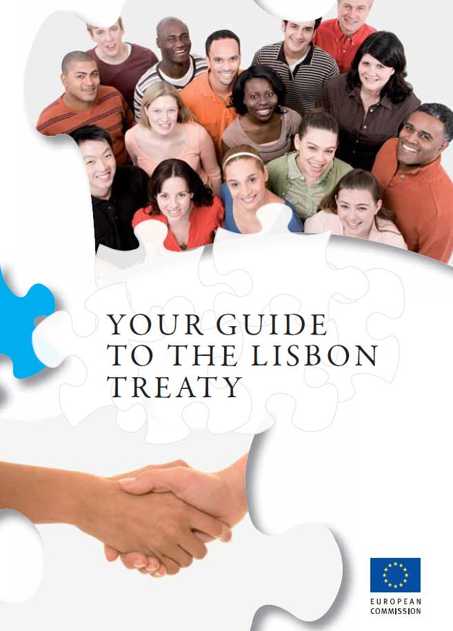 Your guide to the Lisbon Treaty