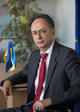 The introductory remarks of the EU Ambassador Mingarelli at his first press conference