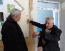 Making schools warmer in Khmelnitsky region
