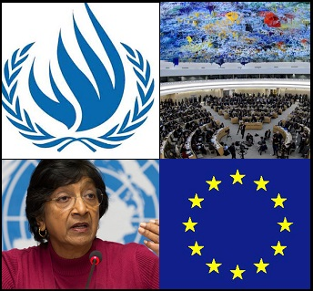 EU's goals for an effective 25th session of the Human Rights Council