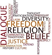 The spirit of dialogue: effectively addressing acts of intolerance, discrimination and incitement to hatred