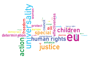 EU prepares Human Rights strategy for 2013