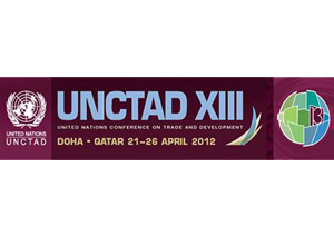 Thirteenth United Nations Conference on Trade and Development (UNCTAD XIII, 21-26 April 2012, Doha/Qatar)