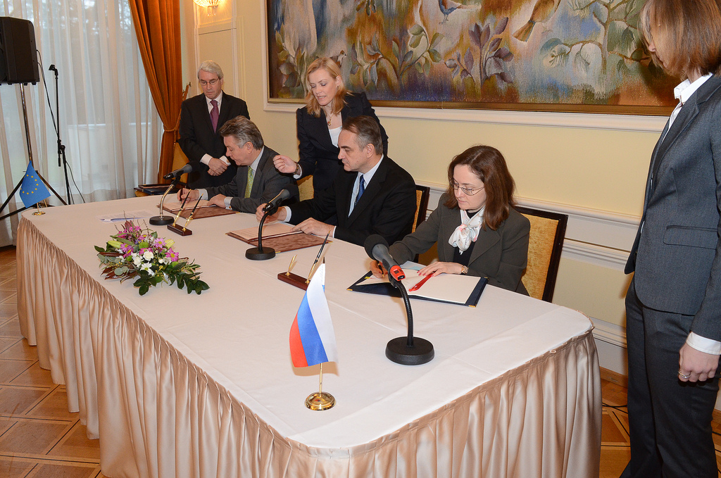EU and Russia sign bilateral accession agreement