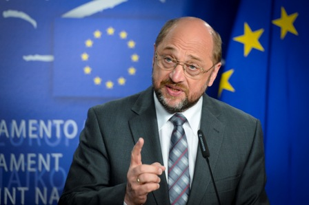 Esamir International News Network Martin_schulz