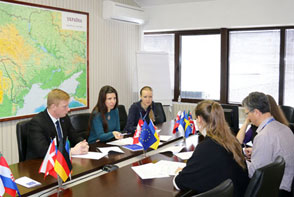 EUAM Ukraine experts welcome human rights boost for Ukraine