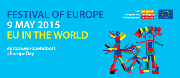 Every 9 May, the European Union celebrates peace and unity on 'Europe Day'.