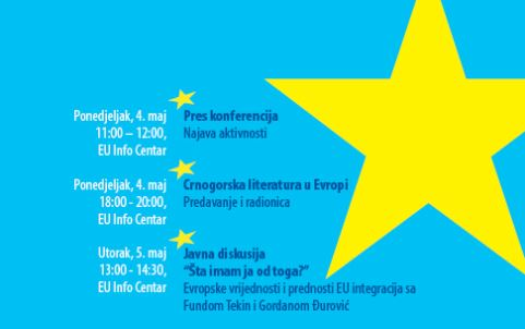 Celebration of Europe Week 2015 in Montenegro