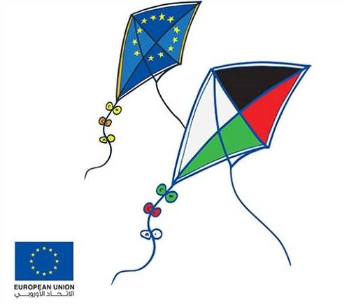 The EU celebrates the 65th Europe Day in Ramallah