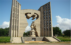 Togo: National Independence Monument in Lomé