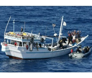 EU plays a leading role in tackling piracy off the Horn of Africa