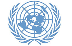 UN logo - copyright © United Nations