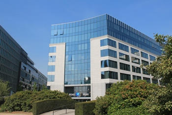 EEAS Headquarters in Brussels © EU