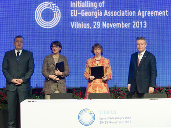 Initialling of the EU-Georgia Association Agreement