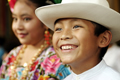 Mexican children © AFP