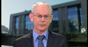 Van Rompuy on Extraordinary European Council: Libya