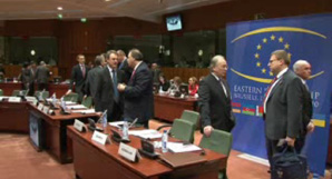 Eastern Partnership Ministerial meeting