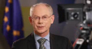 Herman VAN ROMPUY, President of the European Council, on the Western Balkans
