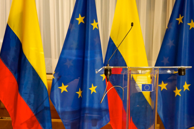EU signs visa waiver agreement with Colombia © EU