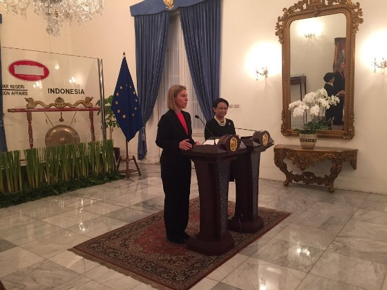 Strengthening EU-Indonesia relations