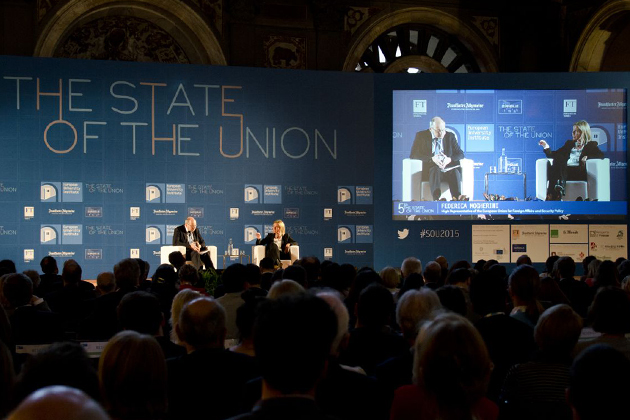 Federica Mogherini at State of the Union