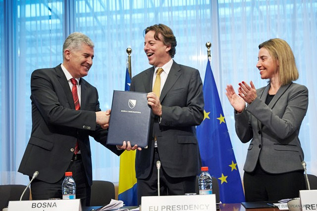 Bosnia and Herzegovina enters new chapter with EU application