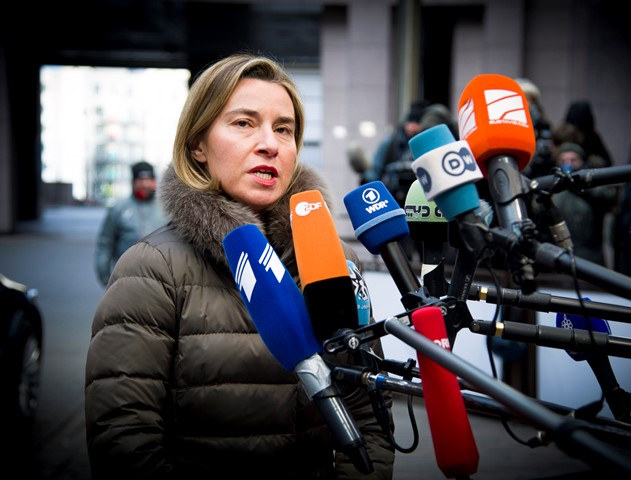 High Representative Mogherini welcomes successful Foreign Affairs Council