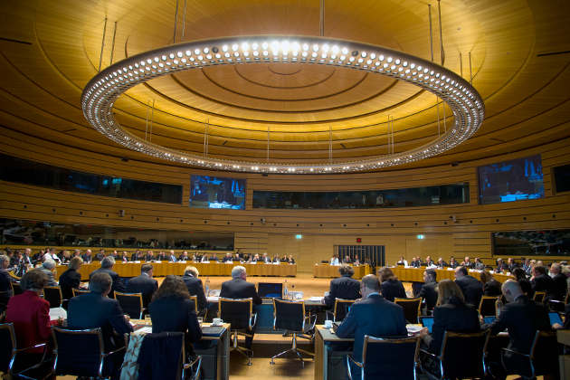 Foreign Affairs Council in Luxembourg