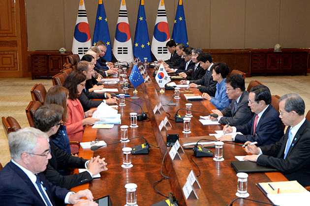 8th EU-Republic of Korea Summit 2015