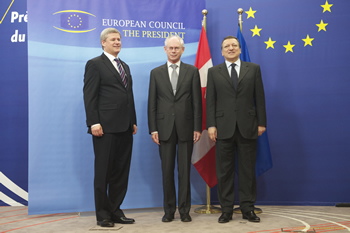 EU-Canada Summit, Brussels, 5 May 2010