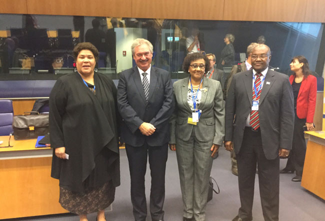 EU-SADC Ministerial dialogue - Chairs