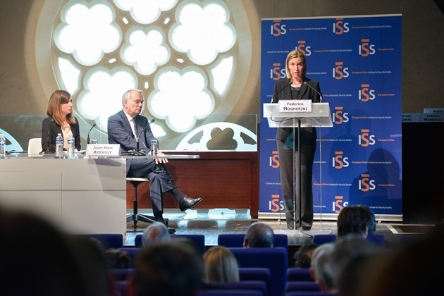 Mogherini sets out core aims of EU Global Strategy