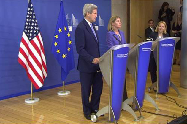 EU/US partnership  remains strong