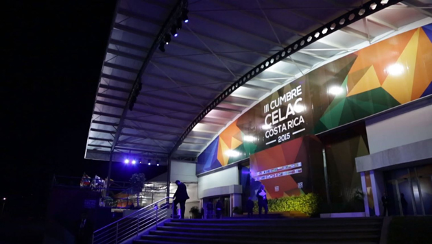 CELAC Summit in Costa Rica
