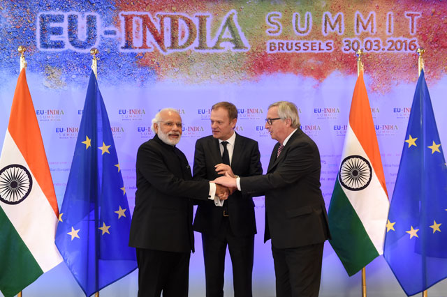 EU-India Summit: A new momentum for the EU-India Strategic Partnership