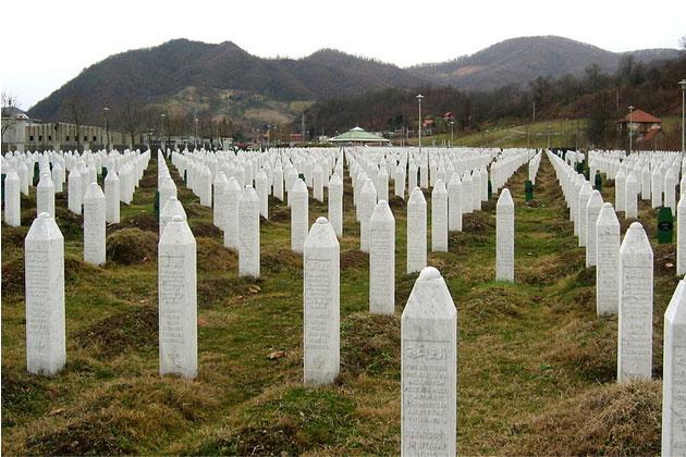 Message by Federica Mogherini on the 20th Anniversary Commemoration of the Srebrenica Genocide